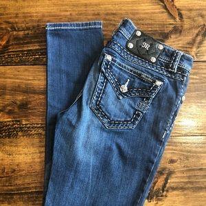 Miss Me Mid-Rise Skinny Jeans 28x32